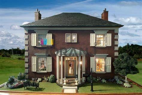درباره رنگ های ساختمانی چه می دانید؟